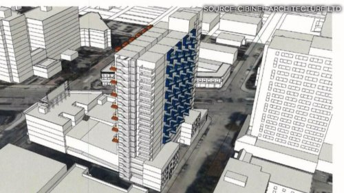 'We really need that': High-rise could soon be found outside Downtown Winnipeg