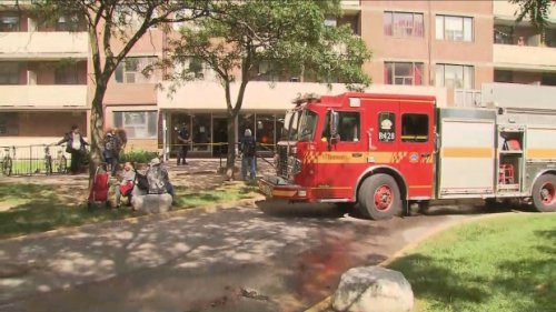 One person dead after fire at Parkdale apartment