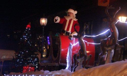 Cornwall, Ont. Santa Claus parade set for Nov. 20
