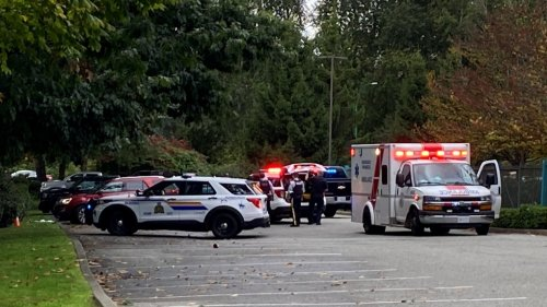 Shooting near Burnaby sports complex sends 1 to hospital