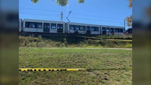 LRT train derails on Confederation Line near Tremblay Station