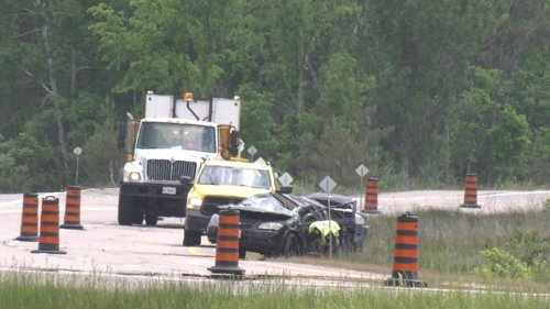 Port Severn woman identified as victim of deadly Hwy 400 crash