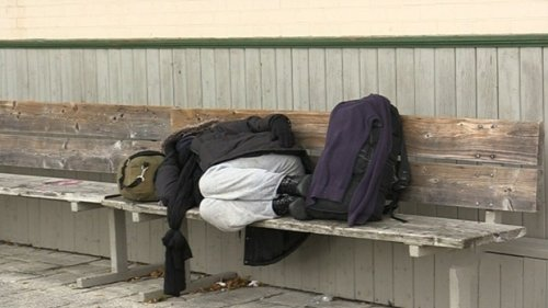 'It's really important to connect people to social services as quickly as possible.' Leamington reviews homelessness issue