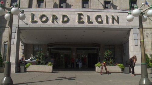 Lord Elgin Hotel set to reopen after 18 month pandemic closure