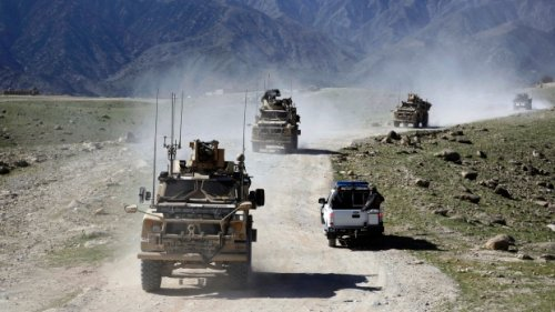 U.S. to keep about 650 troops in Afghanistan after withdrawal