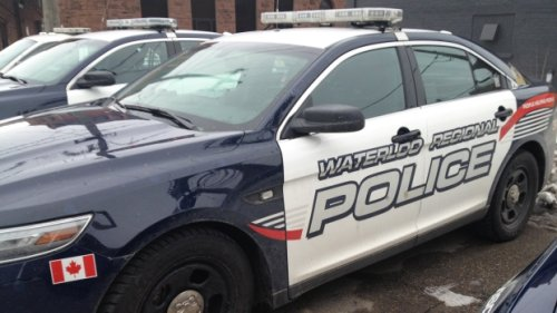 Alleged impaired driver travelling on rims: WRPS