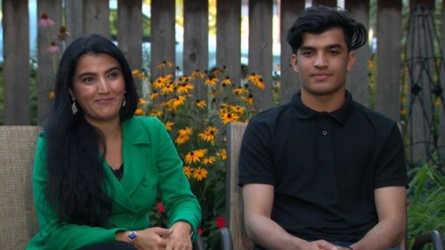 Afghan interpreter reunited with family on Canadian soil