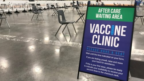 COVID-19 cases 'trending in right direction:' SMDHU to close mass immunization clinics