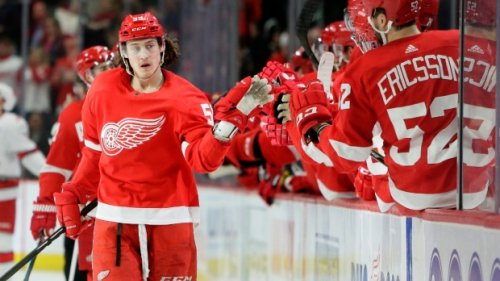 NHLer Tyler Bertuzzi is only unvaccinated Detroit Red Wings player, will miss games in Canada