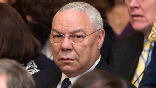 Colin Powell, first Black U.S. secretary of state, dies after complications from COVID-19