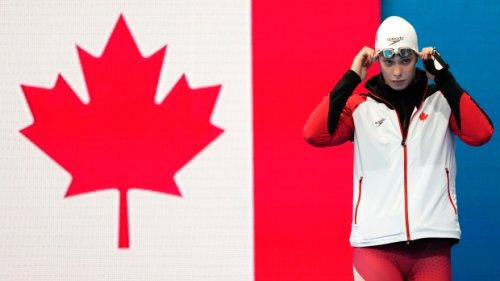 How COVID-19 helped Canada's most decorated Olympian put her mental health first