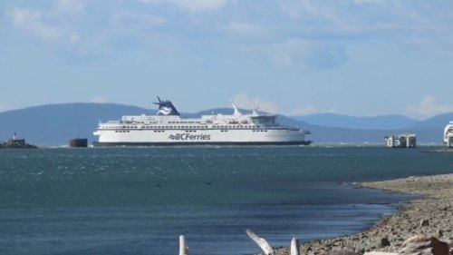 BC Ferries sold reservations for non-existent sailings on holiday Monday