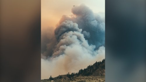 Travellers urged to be cautious as B.C. wildfires rage on