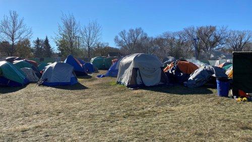 Talks to move Camp Marjorie indoors ongoing: Regina mayor