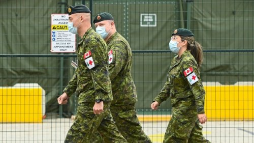 Military to support Saskatchewan with up to six critical care nursing officers