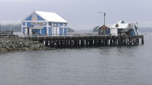 Sidney looking to demolish or replace iconic wharf