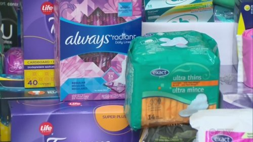 The Winnipeg organization helping to tackle period poverty