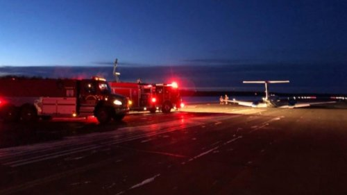 No injuries after rough landing for medevac flight in High Level