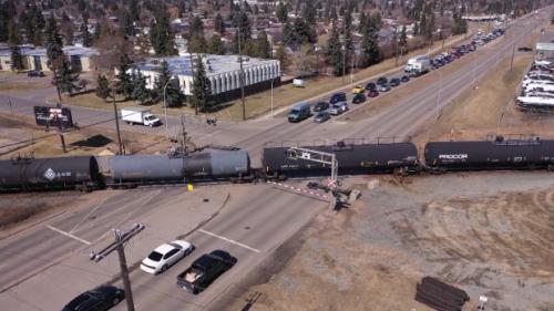 City settles on overpass in east Edmonton