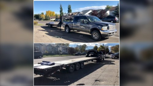 $100K worth of stolen tools, truck and trailers recovered by Innisfail RCMP