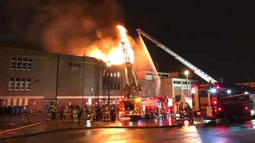 TDSB files $90M lawsuit against city, police and province over 2019 fire that gutted west-end Toronto high school