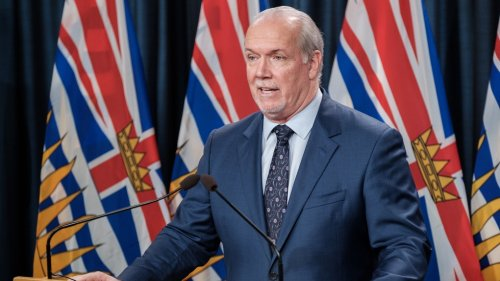 COVID-19 on Vancouver Island: Premier to provide live update