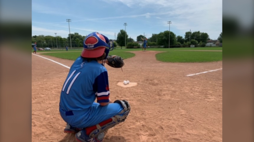 Back in the swing of things: Youth baseball returns to the diamond in the Kingston region