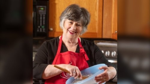 Cape Breton woman famous for cinnamon roll recipe continues to gain viewers online