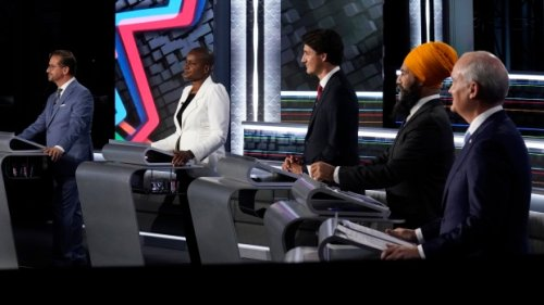 Opinion: Shachi Kurl's precarious and astonishing debate question was twisted and insipid