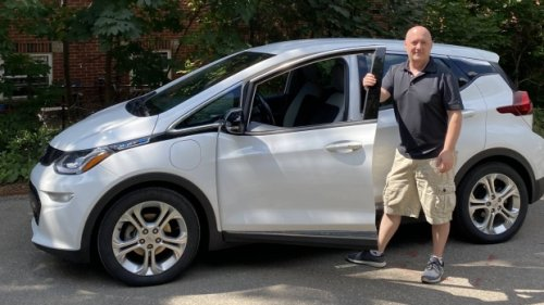 Chevrolet Bolt owner worried electric car could be fire hazard following recall