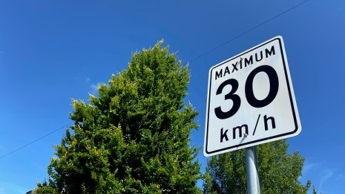 Here's a list of spots in Surrey where the speed limit has just been reduced to 30 or 40 km/h