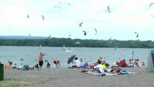 Hottest July 26 in Ottawa in more than 100 years