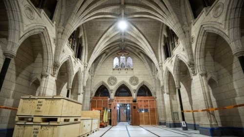 Centre Block renovation to take until at least 2030 to complete, cost up to $5B
