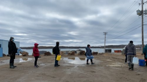 Testing shows high concentrations of fuel in Iqaluit water