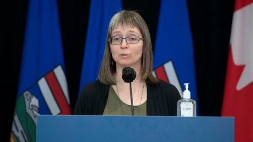 Alberta reports 1,857 COVID-19 cases, identifies B.1.617 variant infection