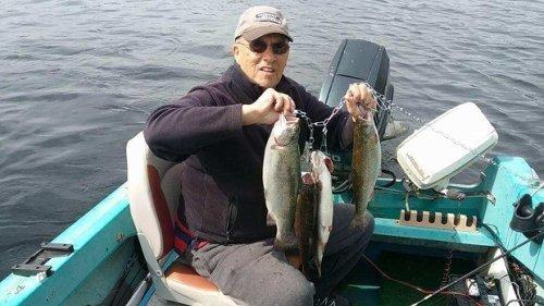 Search underway for lost fisherman near Victoria