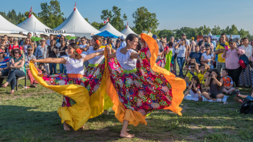 How the Edmonton Heritage Festival will go forward this weekend with health measures
