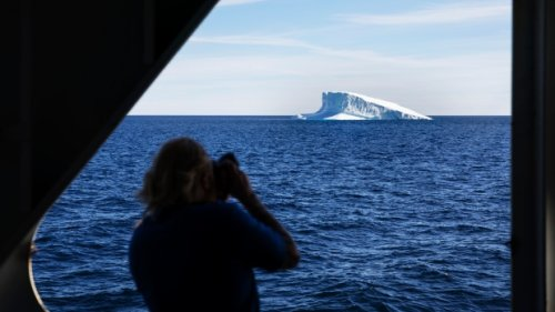 Tall waves could mean more ice-forming clouds, according to study that seeks to improve climate models