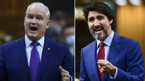 Trudeau, O'Toole debate CNN report