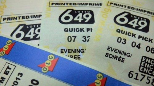 Lotto 649: $5-million jackpot won by ticket sold in Prairies