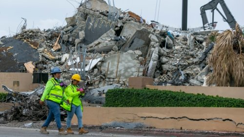 Brother: Last victim ID'd in Florida condo building collapse