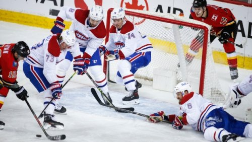Still Talkin' Habs: Canadiens continue to baffle in dull 4-2 loss to the Flames
