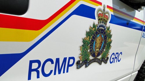 Impaired driver just kept going after her roof was torn off in semi crash: Sask. RCMP