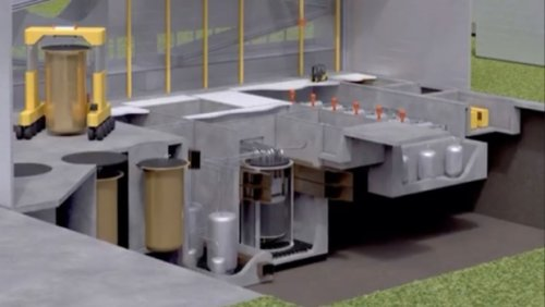 Five things about Canada's proposed small modular nuclear reactors