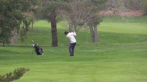 19 golfers charged over the weekend at the Bridges in Tillsonburg, Ont.