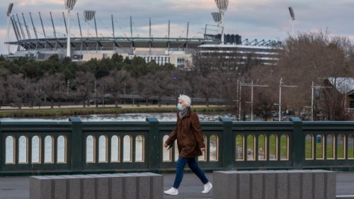 Australian city Melbourne ends 5th COVID-19 lockdown