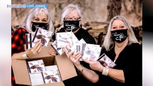 'Dream come true': Three women with northern roots release first CD