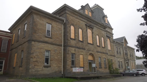 Centurian jail for sale in Owen Sound offers spooky real estate investment