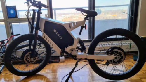 Toronto man selling e-bike out $2,500 after thief rides away while viewing it