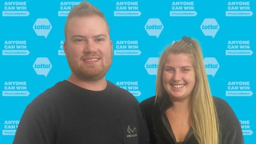 Lotto-winning B.C. couple plans 'dream wedding' after scanning ticket 8 times to be sure